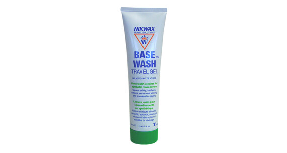 Nikwax Base Wash Gel Easy Care 100ml green/white